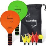 Funsparks Jazzminton Paddle Ball Game