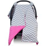 Kids N Such 2-in-1 Car Seat Cover and Nursing Coverup
