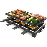 King of Raclette Raclette Party BBQ Grill