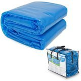 Thermo-Tex 12 ft. x 24 ft. In-Ground Solar Pool Blanket